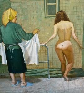 mikva painting